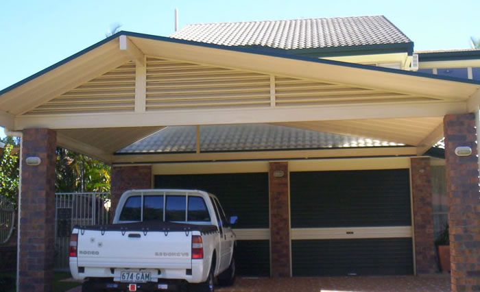 Brisbane carports local business specialising in for Carport construction costs